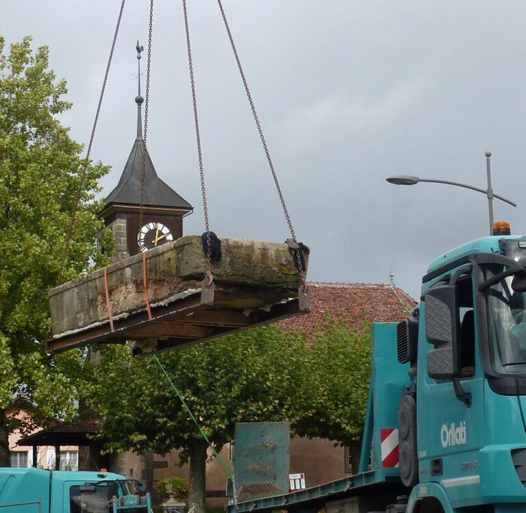 Renaturation du ruisseau de Mivellaz : Remettons le ruisseau au milieu du village !