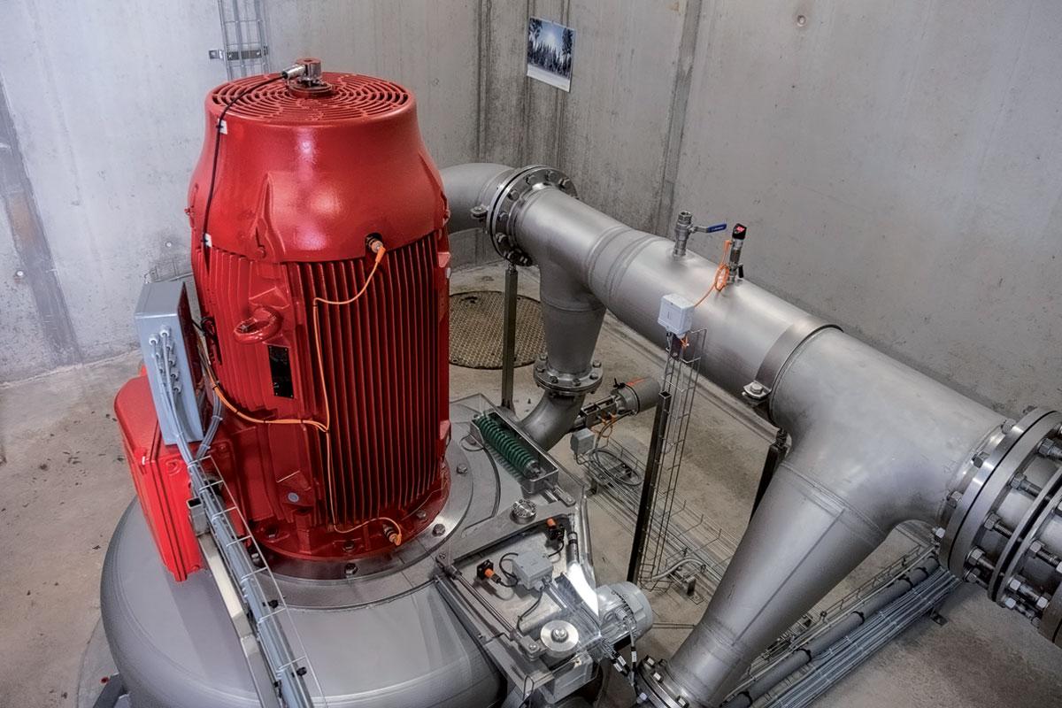 Énergies douces, 10 ans et une nouvelle centrale