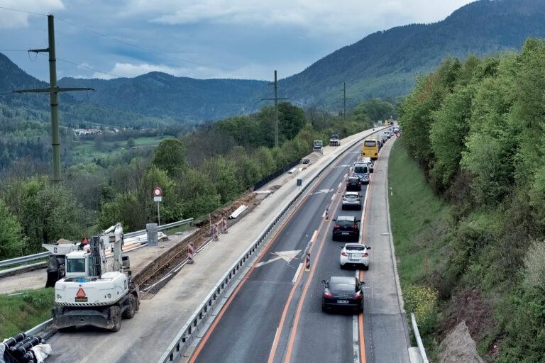 Autoroute A9 b et Grands-Bois en travaux en 2018 !