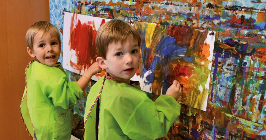 Les structures d'accueil de la petite enfance sont en plein   développement