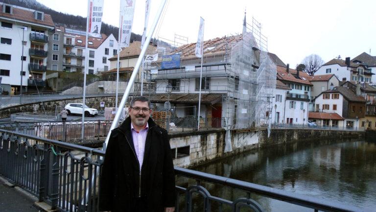 Urbanisme : L'Hôtel de la Concorde ouvrira en août