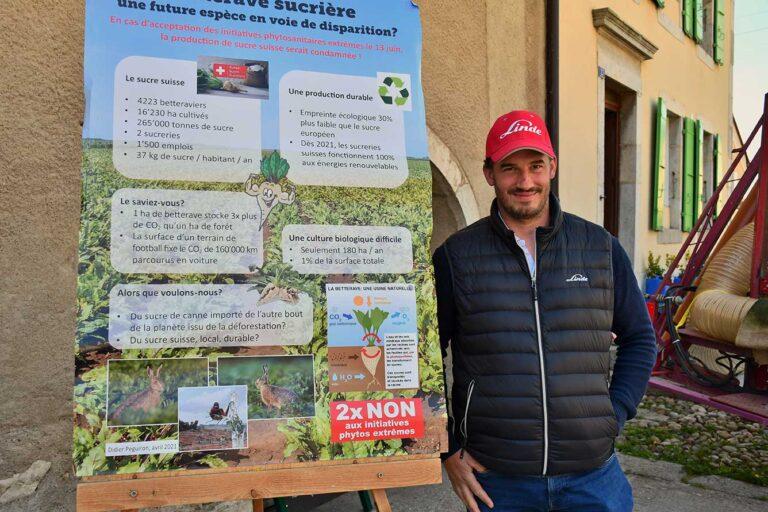 Mobilisation d'agriculteurs : Portes ouvertes dans trois fermes
