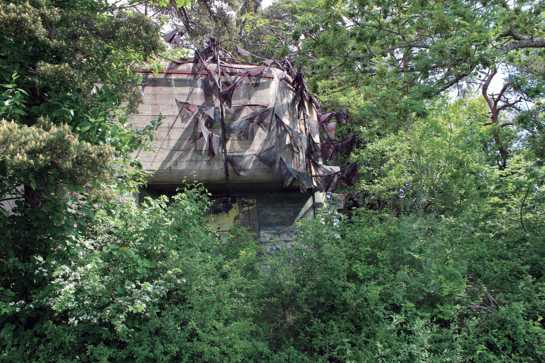 Fort de Pré-Giroud,«Bunker» secret révélé pour la première fois