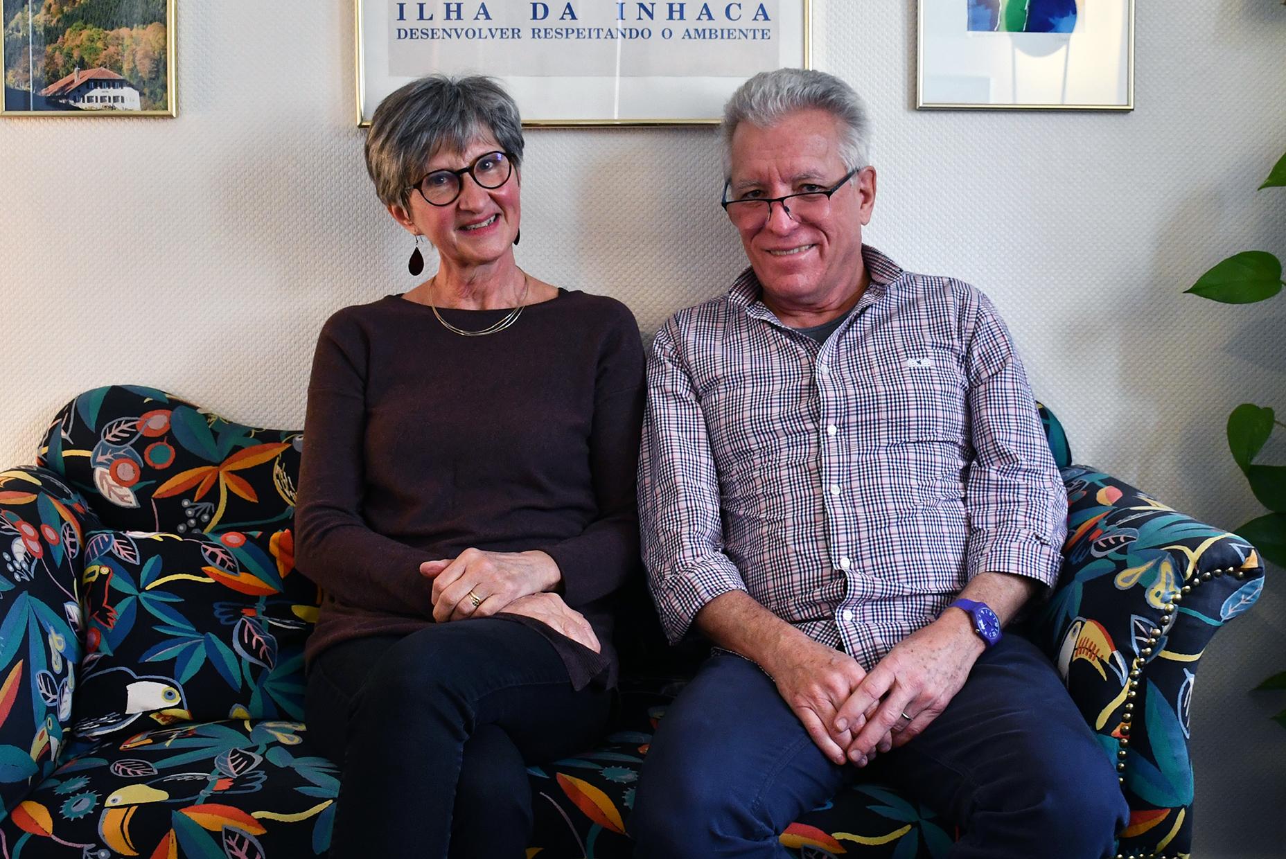 Départ du médecin : Claude et Claire Morier Genoud vont profiter d'une retraite méritée