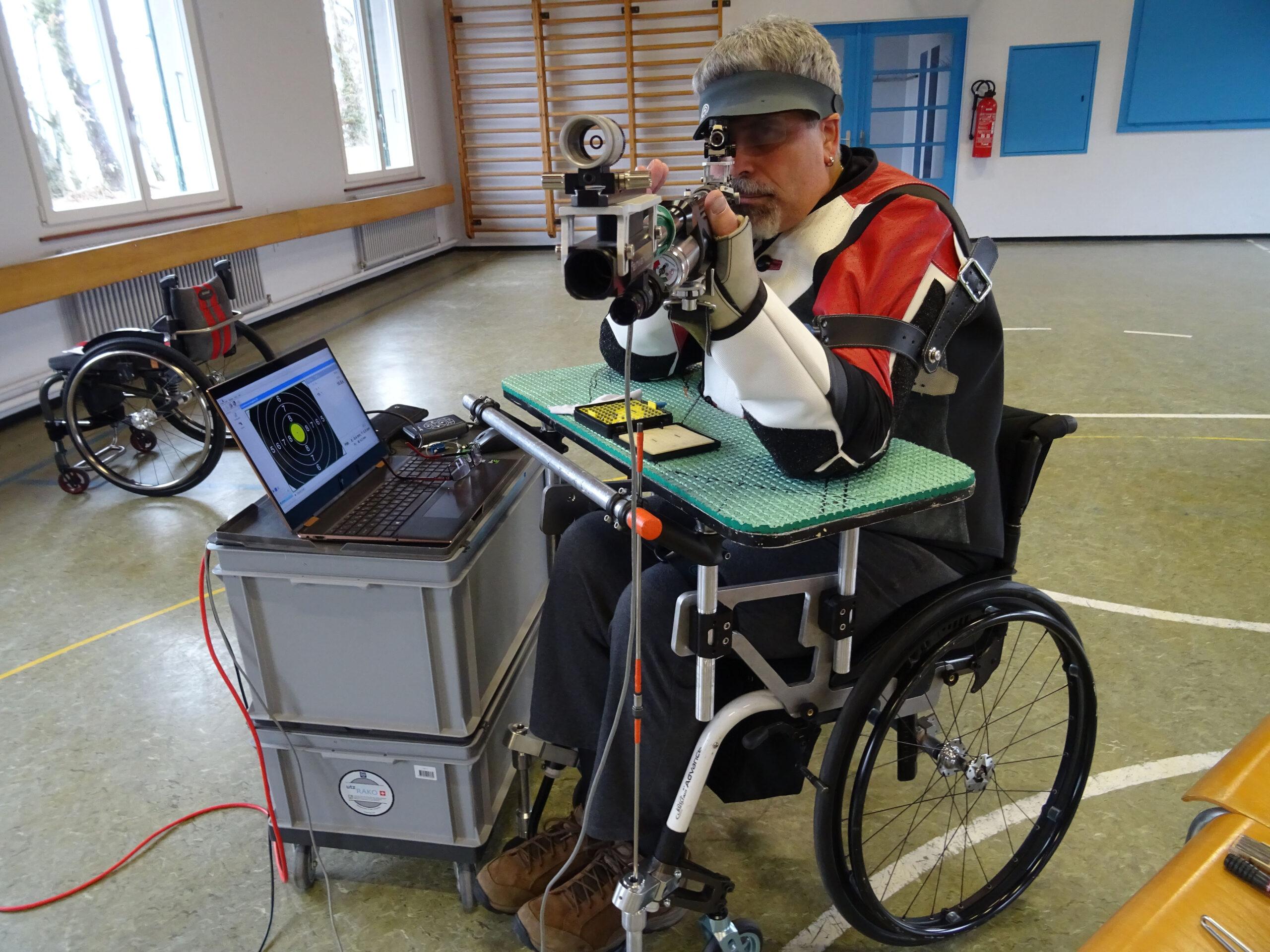 Jean-François Nicolet – sport paraplégique : Comment positiver après un accident majeur !