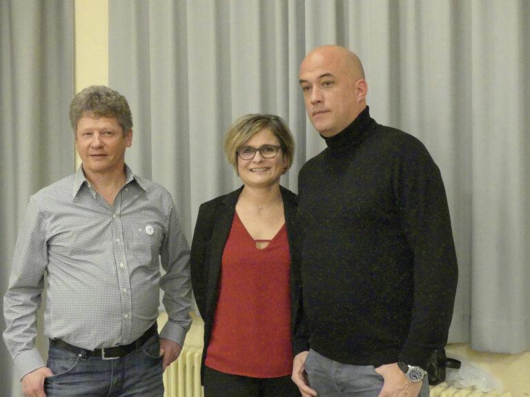 Les trois candidats à la Municipalité s'affrontent en débat