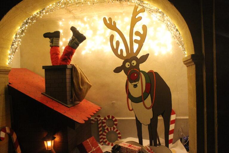Fenêtre de l'avent, Choeur d'enfants : Chanter le miracle de Noël