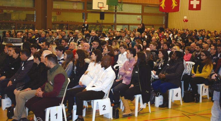 Cérémonie des naturalisations : Un engagement solennel