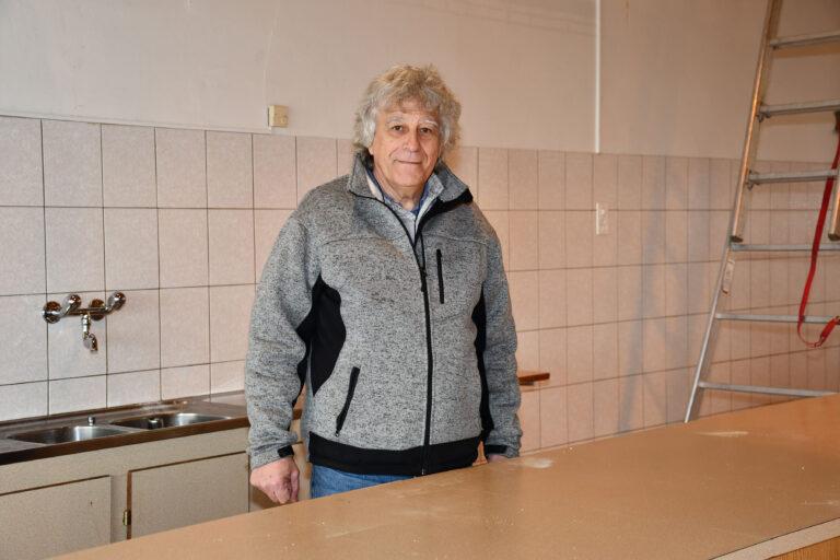 Rénovation complète de la grande salle : Montant important pour des travaux attendus