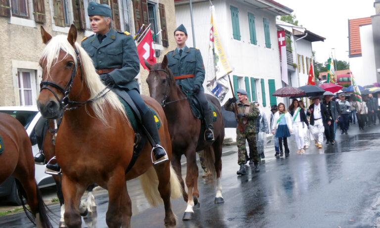 Confrérie des fusiliers de la truite : Confrérie en fête