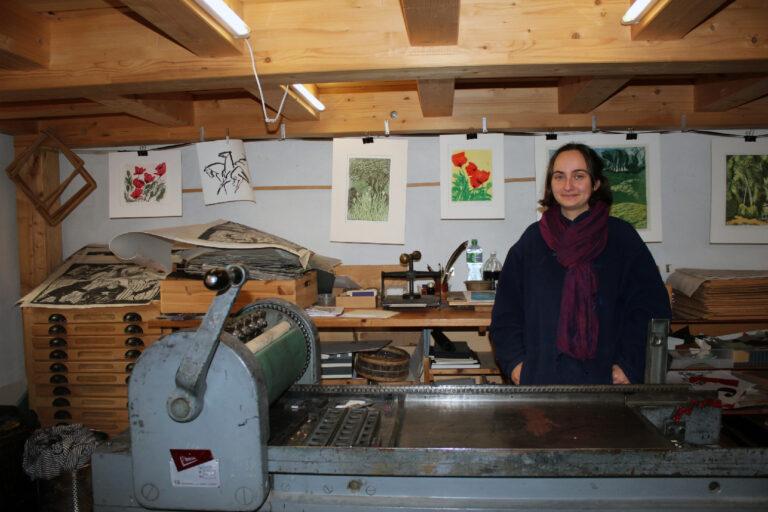 Culture : La vie créative se poursuit à l'atelier de Susan Litsios
