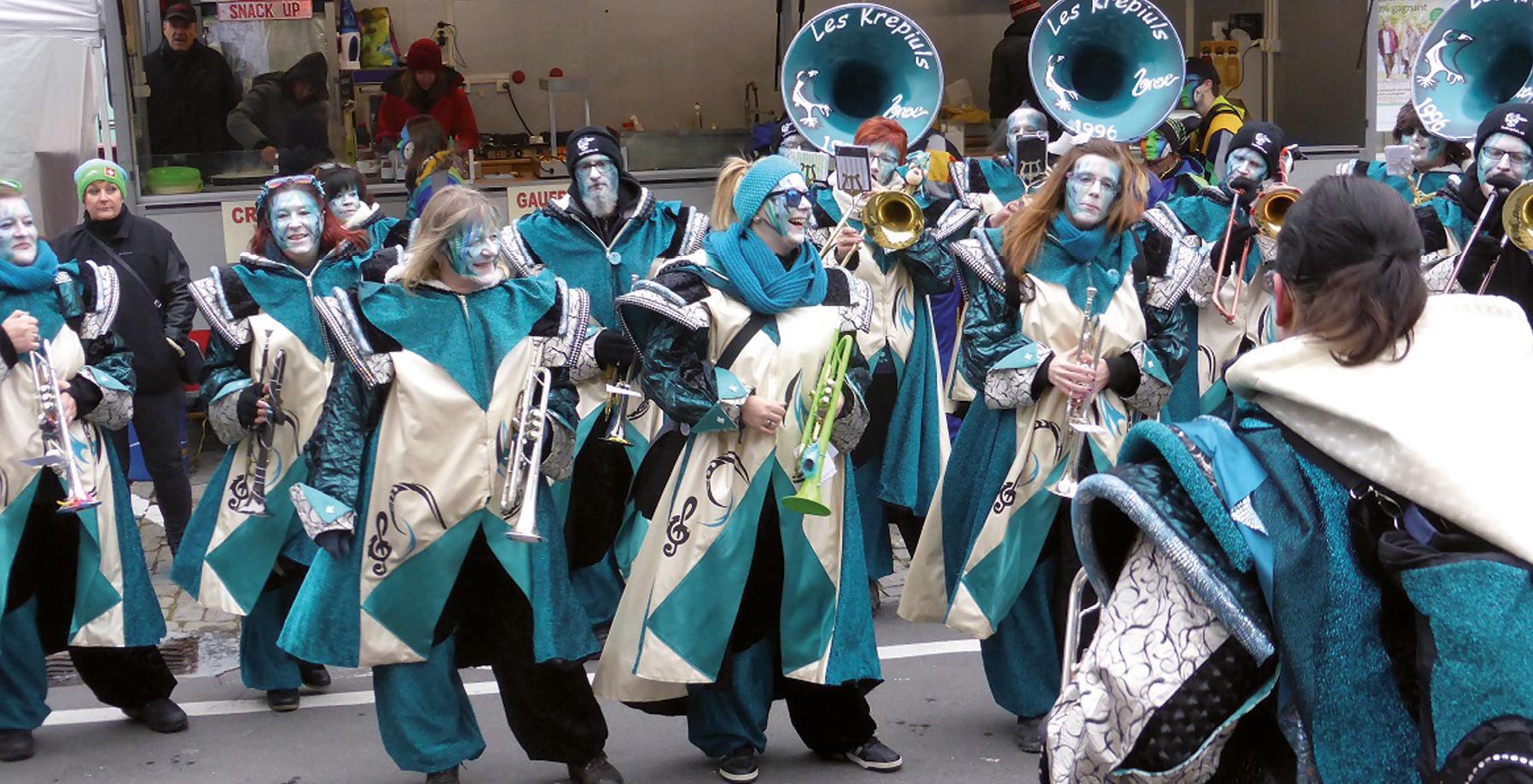 Carnaval : Place aux enfants