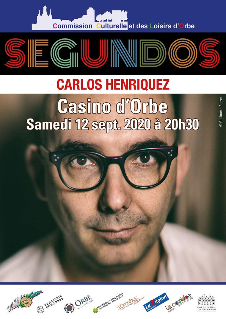 CCLO Segundos Carlos Henriquez Casino Orbe le 12 septembre 2020