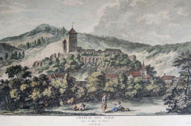 Histoire: Les trésors du Château