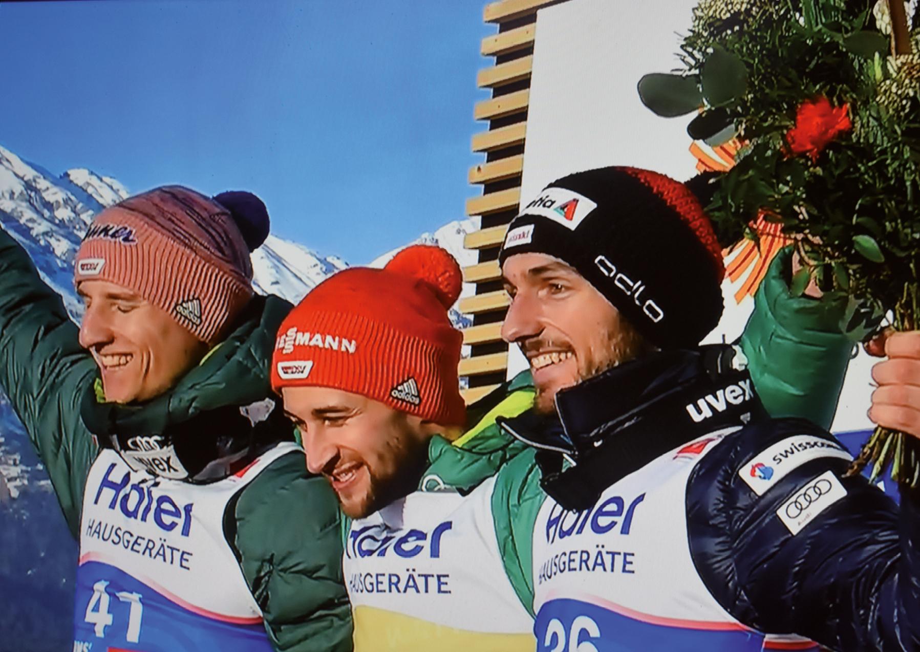 Championnats du monde de Seefeld : La consécration de Kilian Peier
