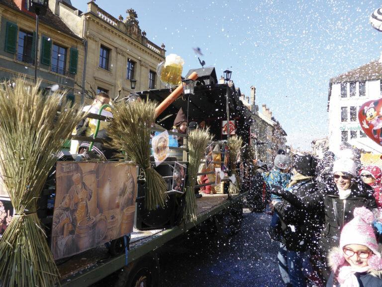 Magnificence et ambiance sonore entre centre-ville et Puisoir