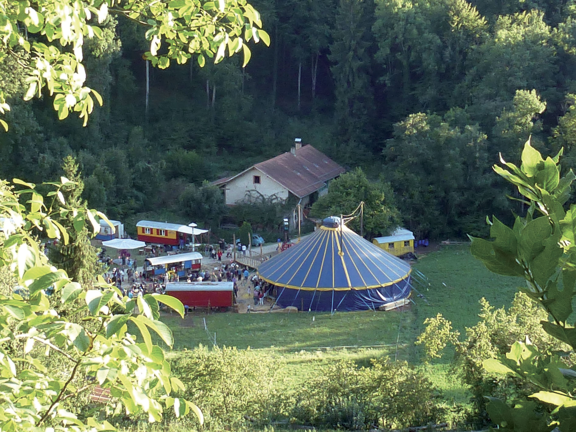 Festival enchanteur