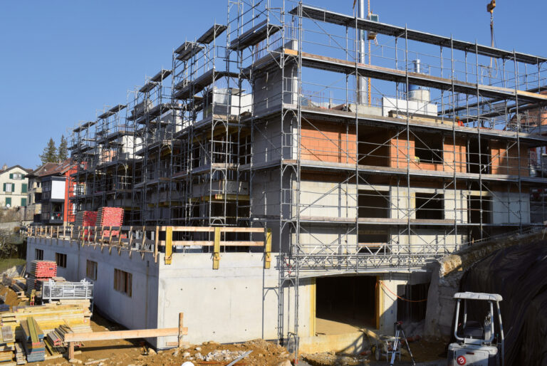 Immeubles : Nombreux projets de construction