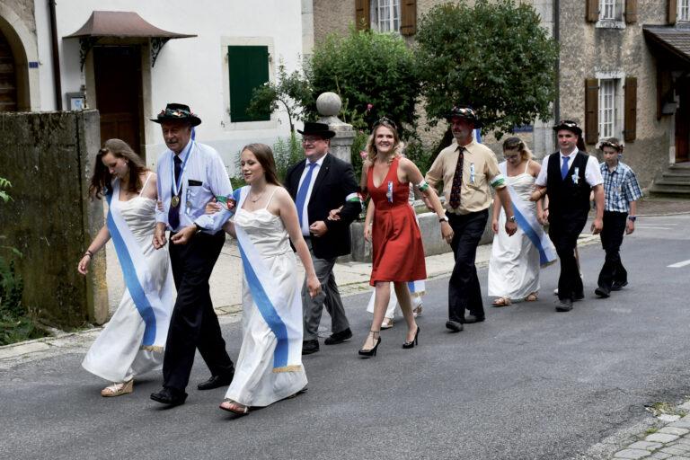 Fête de l'Abbaye, la tradition