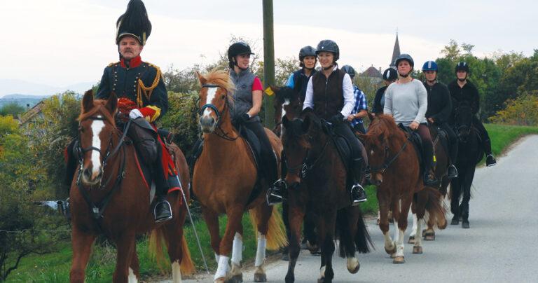 Milices vaudoise à cheval : Recrutement féminin