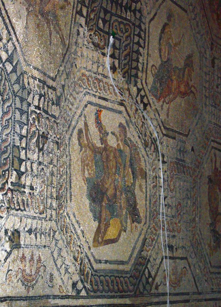 Politique et patrimoine : La valorisation des Mosaïques d'Orbe