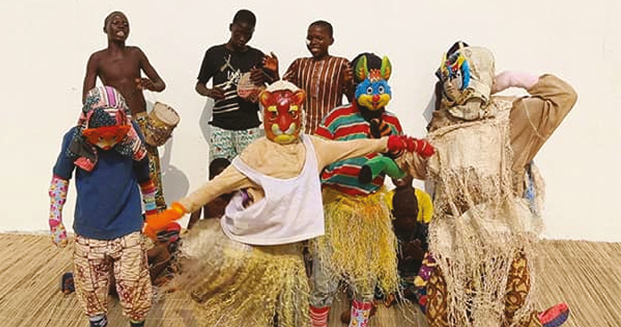 Noël au Bénin : La fête des enfants!