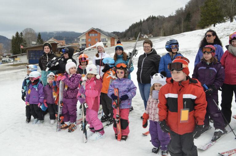 Région: Ski-Clubs formateurs, un bel engouement pour le ski