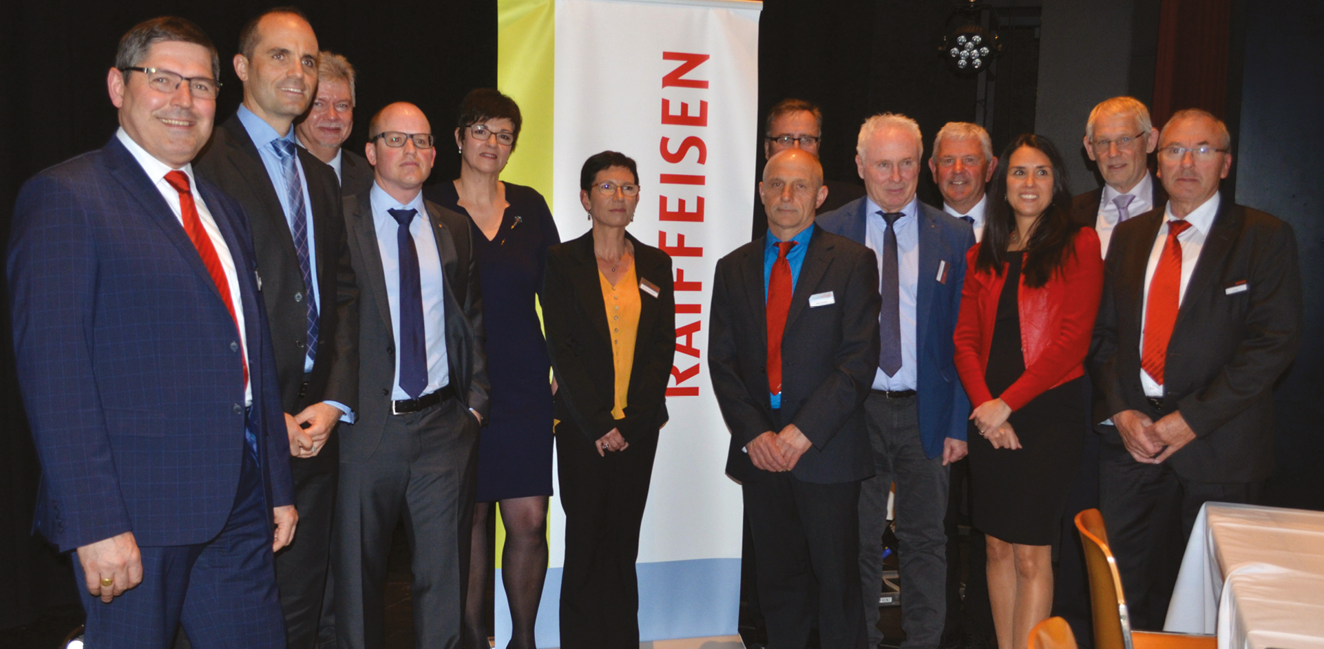 Banque Raiffeisen Mont-Aubert : Une évolution réjouissante